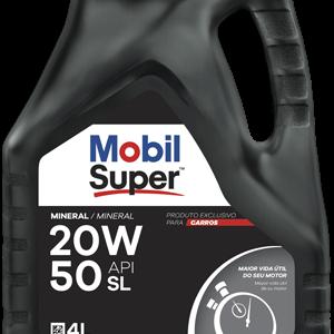 Mobil Super 1000 20w50 Mineral