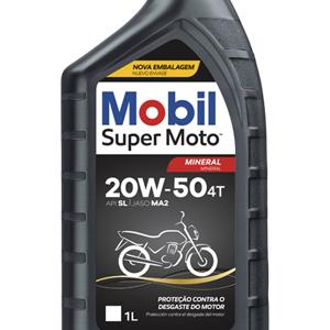 Mobil Super Moto 4T 20w50