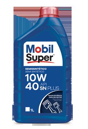 Mobil Super 10w40 Semisintético 1 litro