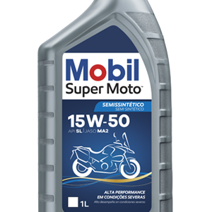 Mobil Super Moto 4T 15w50