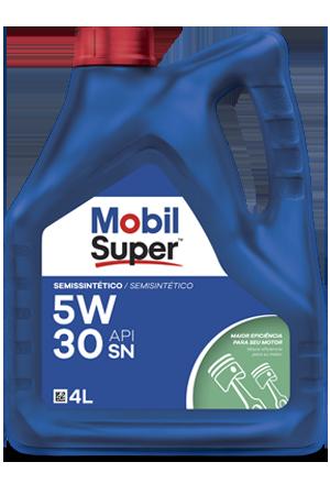 Mobil Super 5W30 Semi-sintético